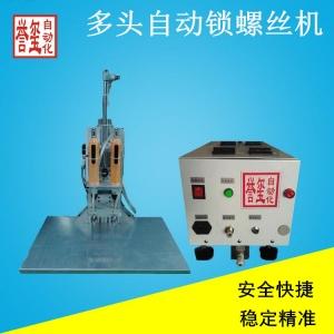 上海双头头自动打螺丝机